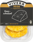 Vivera escalopes vegetarianos con queso 2 und